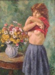 1986. Oil on Canvas. 29x39