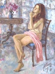 1980. Oil on Canvas.