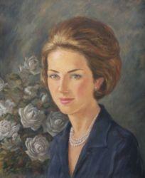 Isabel Beatriz Escobar Alvarez de Lugo.- 1972