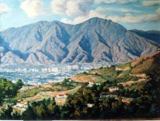 Cerro El Avila Luis Alvarez De Lugo S