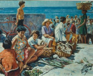 Creole Painting