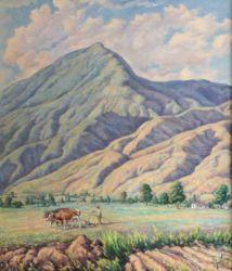 Añoranza. Oil on Canvas.
