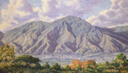 Cerro El Avila. 1998