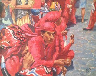 Diablos de Yare. 1966