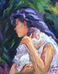 Oil / Canvas. 1991